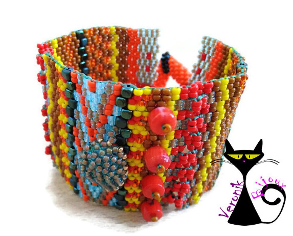 Bracelet-Azteque
